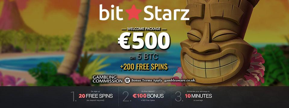 New bitcoin casino sites no deposit bonus 2020