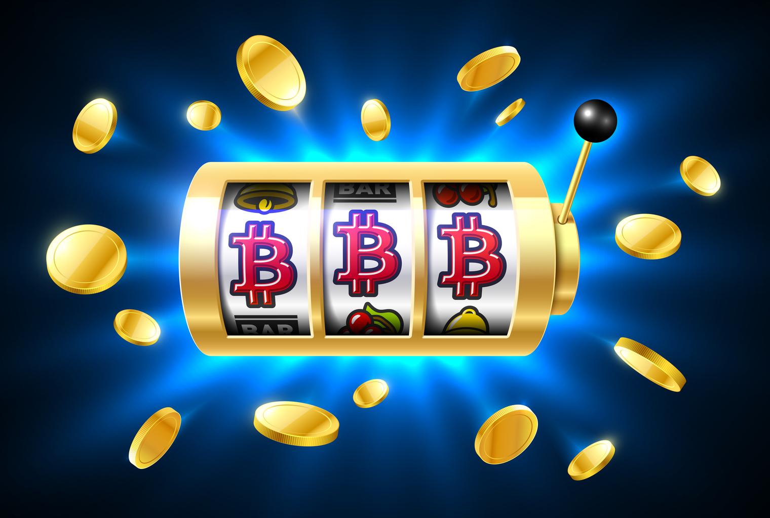 Crypto casino website